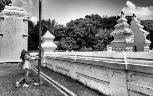 Arsitektur Keraton Kanoman yang Masih Klasik