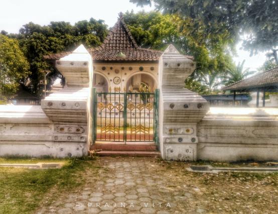 Gerbang Utama Keraton Kanoman