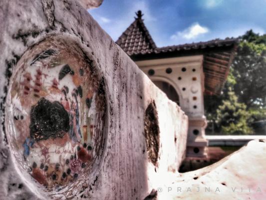 Detai Arsitektur Keraton Kanoman