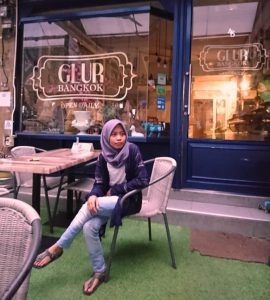 Ada Banyak Hostel Murah yang Memberikan Layanan Keren, Termasuk Cafe di Area Depan/Foto: Filiani Andi