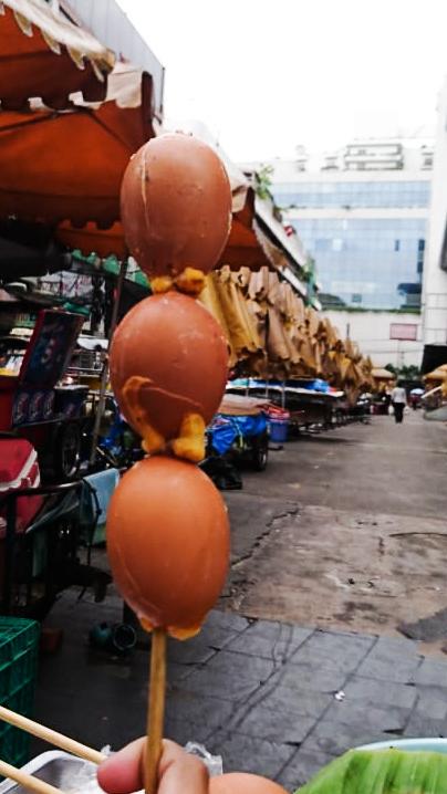 Telor Thailand Tanpa Kuning. Foto: Fili