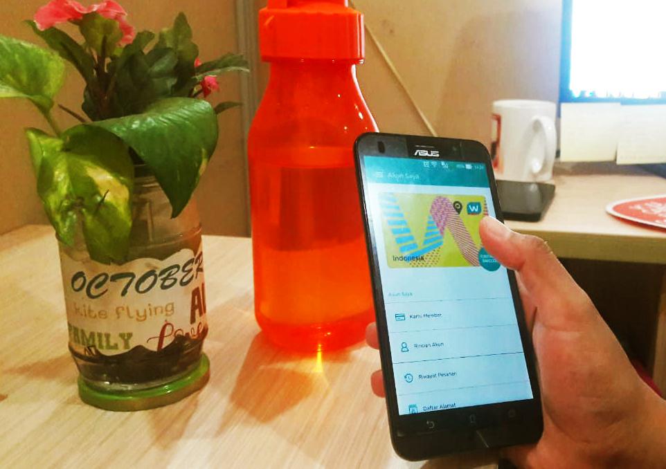Belanja Online Lewat Watsons App Lebih Banyak Diskon, That's Why Jadi Member Pasti Untung/Foto: Prajna Vita