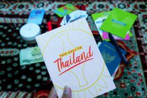 Goes to Thailand/Foto: Prajna Vita