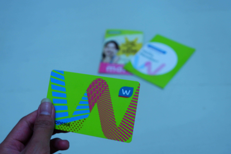 Mudah Aktivasi Watsons Member Card/Foto: Prajna Vita
