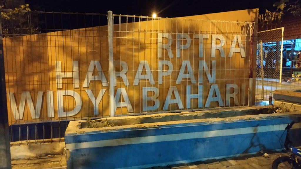 Fasilitas yang Dibangun untuk Warga di Pulau Harapan/Foto: Prajna Vita
