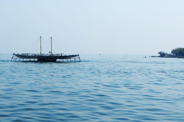Perjalanan ke Pulau Harapan Ditempuh Selama 3 Jam dari Muara Angke/Foto: Prajna Vita