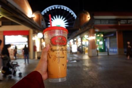Thai Tea Original yang Rasanya Begini Cuma Ada di Thailand/Foto: Prajna Vita