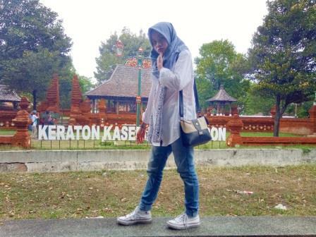 Keraton Kasepuhan Cirebon Wajib di Kunjungi