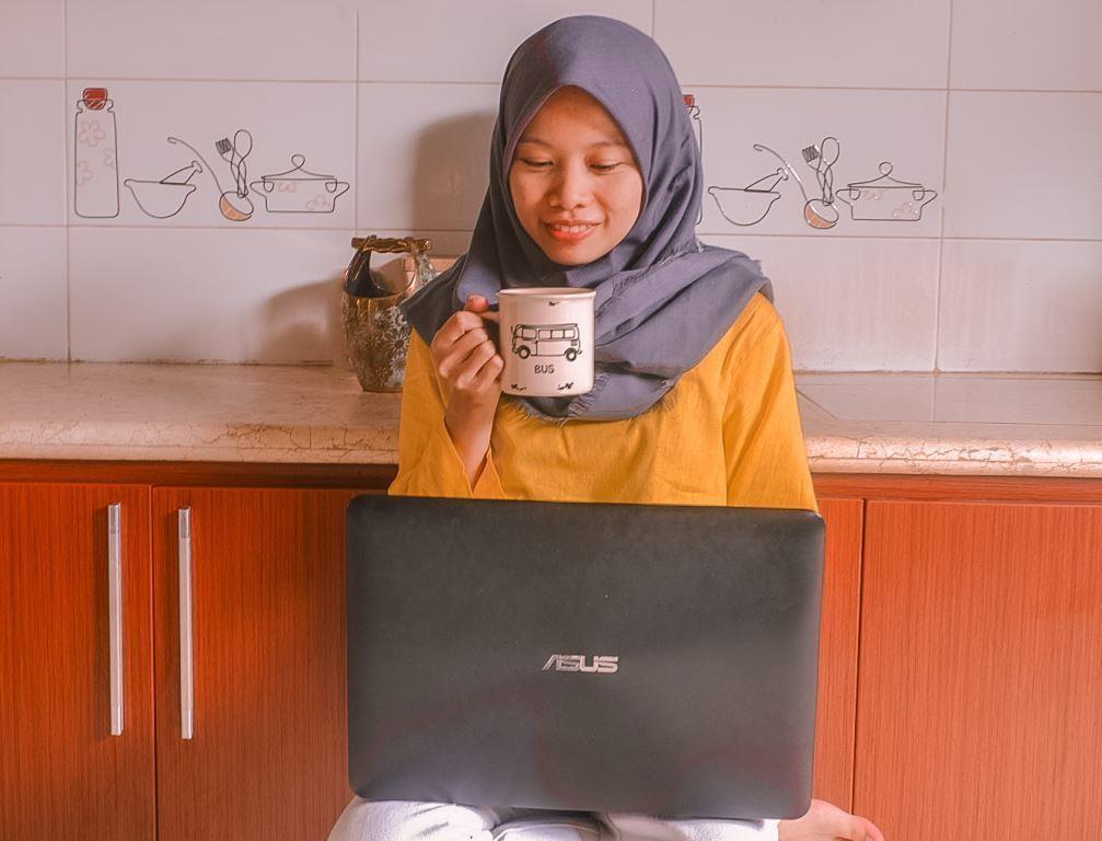 Laptop untuk Content Creator Harus Mampu Membuatmu Produktif Sebagai Cara Investasi/Foto: Risty Mirsawati