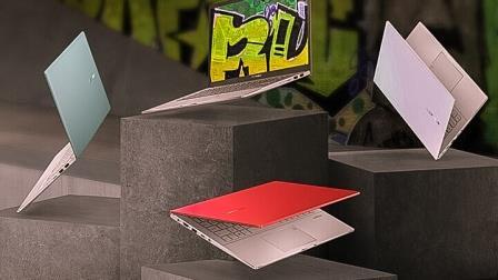 Warna Eye-Catching, Laptop untuk Content Creator yang Kece/Foto: Asus.com