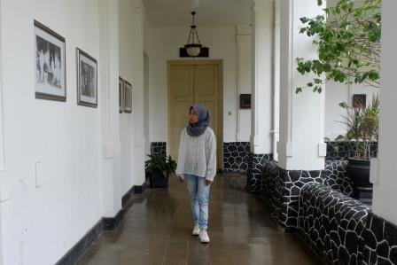 Museum Batik Pekalongan Tetap Mempertahankan Interior Belanda/Foto: Anisa N. Sakinah