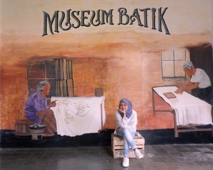 Museum Batik Pekalongan/Foto: Anisa N. Sakinah